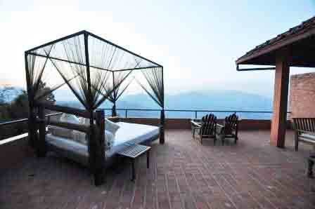 Executive Suite Roof Terrace