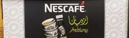 Nescafe Arabiana