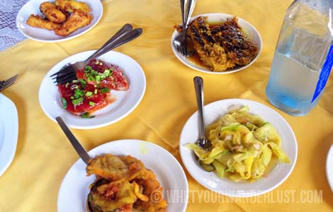 Creole dishes