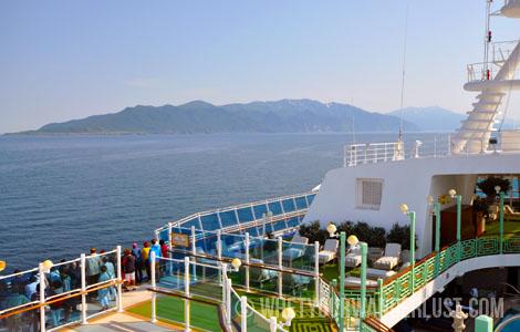 Scenic Cruising