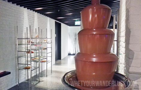 Positano Chocolate Fountain