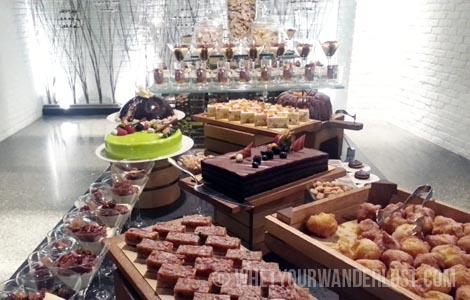 Positano Desserts