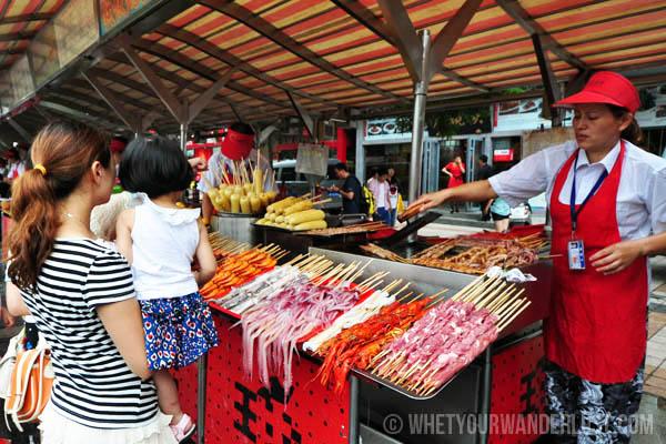 Donghuamen Ordering