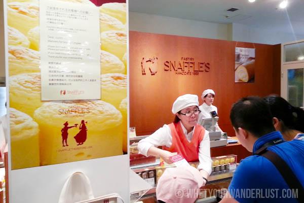 Snaffles Store