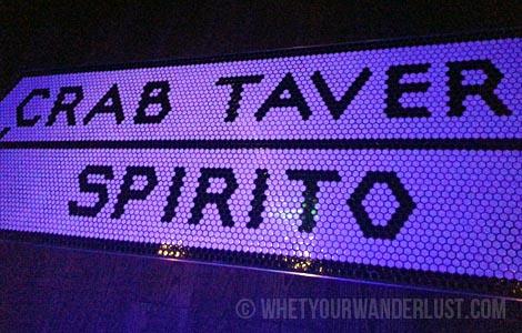 Spirito Sign